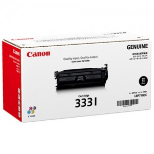 Genuine Canon CART-333 High Yield Toner Cartridge - 17,000 pages