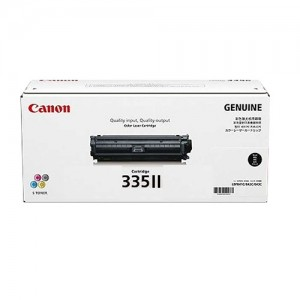 Genuine Canon CART335 Black High Yield Toner Cartridge - 13,000 pages