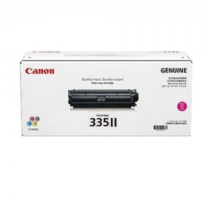 Genuine Canon CART335 Magenta High Yield Toner Cartridge - 16,500 pages