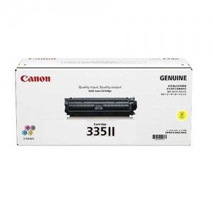 Genuine Canon CART335 Yellow High Yield Toner Cartridge - 16,500 pages