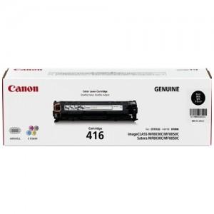 Genuine Canon CART416 Black Toner Cartridge - 2,300 pages