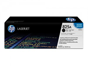Genuine HP CB390A No.825A Black Toner Cartridge - 19,500 pages