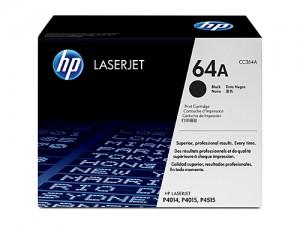 Genuine HP CC364A No.64A Toner Cartridge - 10,000 pages