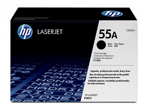 Genuine HP CE255A No.255A Toner Cartridge - 6,000 pages