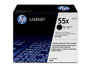 Genuine HP CE255X No.255X Toner Cartridge - High Capacity - 12,000 pages