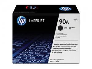 Genuine HP CE390A No.90A Black Toner Cartridge - 10,000 pages