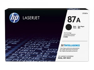 Genuine HP CF287A No.87A Toner Cartridge - 9,000 pages