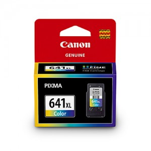Genuine Canon CL641XL Colour Ink Cartridge - 400 pages