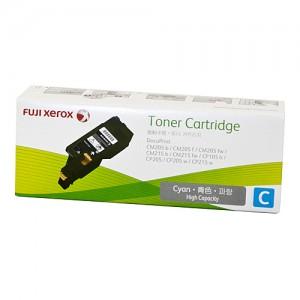 Genuine Xerox DocuPrint CT201592 Cyan Toner Cartridge - 1,400 pages