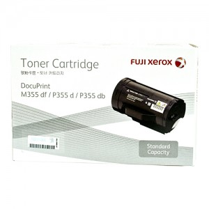 Genuine Xerox DocuPrint 355df / 355d Toner Cartridge - 4,000 pages