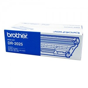 Genuine Brother DR-2025 Drum Unit - 12,000 pages
