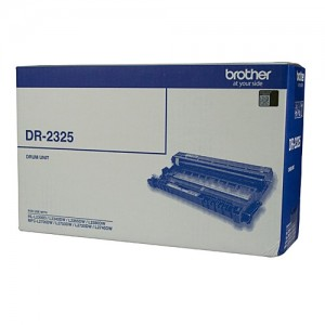 Genuine Brother DR2325 Drum Unit - up to 12,000 pages