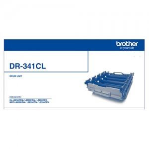 Genuine Brother DR-341CL Drum Unit - 25,000 pages