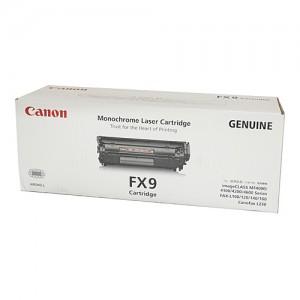 Genuine Canon FX-9 Toner Cartridge - 2,000 pages