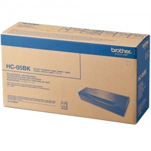 Genuine Brother HC05BK Ink Cartridge - 30,000 pages