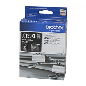 Genuine Brother LC-139XL Black Ink Cartridge