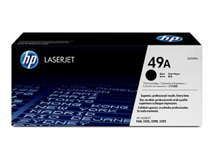 Genuine HP Q5949A No.49A Toner Cartridge - 2,500 pages