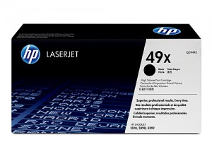 Genuine HP Q5949X No.49X Toner Cartridge - 6,000 pages