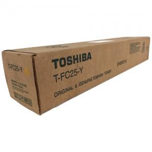 Genuine Toshiba E-Studio 2040C / 2540C / 3040 / 3540 / 4540C Yellow Toner  - 26,800 pages