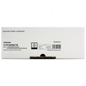 Genuine Toshiba E-Studio TFC26SK Black Toner - 5,000 pages