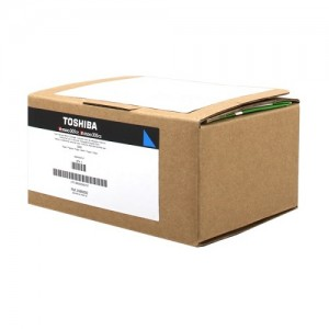 Genuine Toshiba TFC305PCR Cyan Toner Cartridge - 3,000 pages