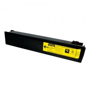 Genuine Toshiba TFC50 Toner Yellow - 28,000 pages