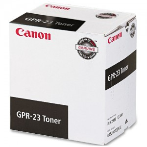 Genuine Canon (GPR-23) IRC-2880 / 3380 Black Copier Toner  - 26,000 pages