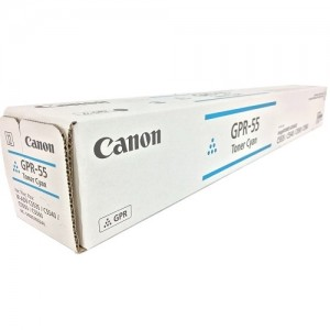 Genuine Canon TG71 Cyan Toner - 60,000 pages