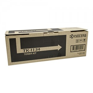Genuine Kyocera TK1134 Toner Kit FS-1030MFP / 1130MFP - 3,000 pages