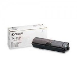 Genuine Kyocera TK1184 Toner Kit - 3,000 pages