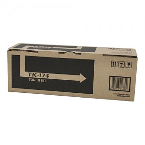 Genuine Kyocera TK-174 Black Toner Kit - 7,200 pages