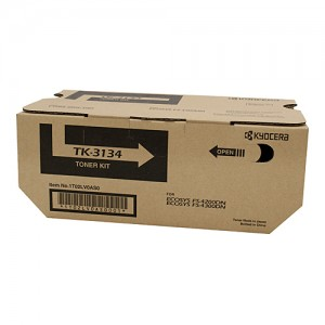 Genuine Kyocera TK3134 Toner Kit FS-4200DN / FS-4300DN - 25,000 pages