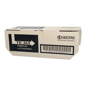 Genuine Kyocera FS-4020DN Toner Cartridge - 20,000 pages @ 5%