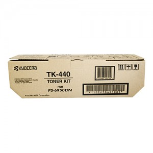 Genuine Kyocera FS-6950DN Toner Cartridge - 15,000 pages @ 5%