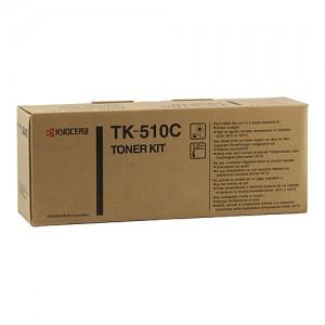 Genuine Kyocera FS-C5020N / 5025N / 5030N Cyan Toner Cartridge - 8,000 pages