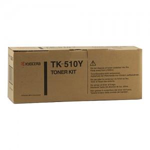 Genuine Kyocera FS-C5020N / 5025N / 5030N Yellow Toner Cartridge - 8,000 pages