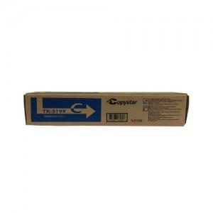 Genuine Kyocera TK5199 Cyan Toner Cartridge - 7,000 pages