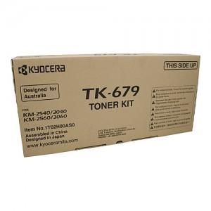 Genuine Kyocera KM-2560 / 3060 Copier Toner - 20,000 Pages