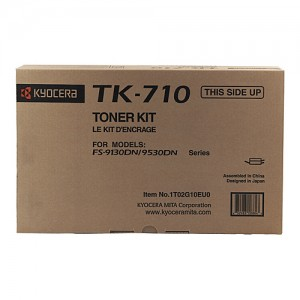 Genuine Kyocera FS-9530DN Toner Cartridge - 40,000 pages @ 5%