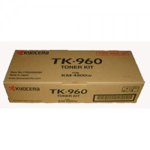 Genuine Kyocera TK960 Toner Cartridge - 2,500 pages