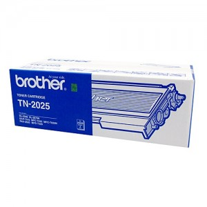 Genuine Brother TN-2025 Toner Cartridge - 2,500 pages