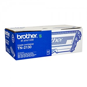 Genuine Brother TN-2130 Toner Cartridge - 1,500 pages