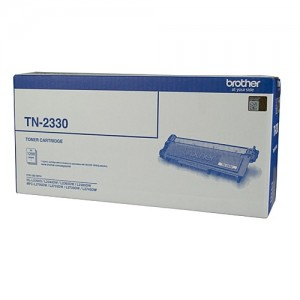 Genuine Brother TN-2330 Toner Cartridge - 1,200 pages