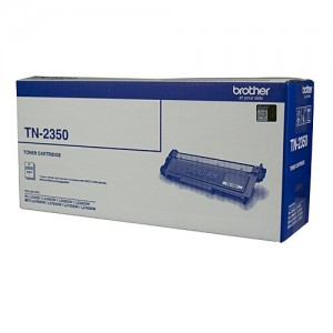Genuine Brother TN-2350 Toner Cartridge - 2,600 pages