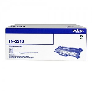 Genuine Brother TN-3310 Toner Cartridge - 3,000 pages