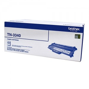 Genuine Brother TN-3340 Toner Cartridge - 8,000 pages