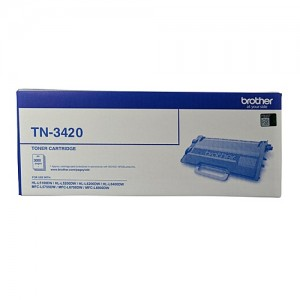 Genuine Brother TN-3420 Toner Cartridge - 3,000 pages