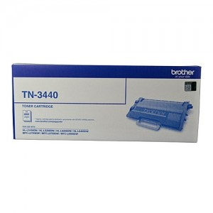 Genuine Brother TN-3440 Toner Cartridge - 8,000 pages