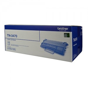 Genuine Brother TN-3470 Toner Cartridge - 12,000 pages