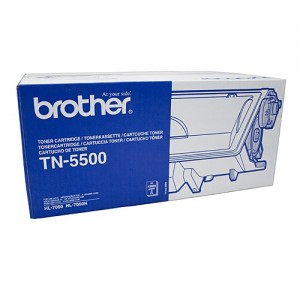 Genuine Brother TN-5500 Toner Cartridge - 12,000 pages